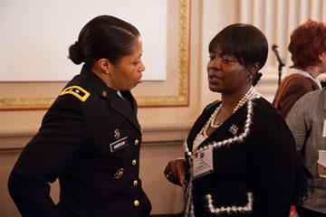 army women s foundation 4th annual army women in