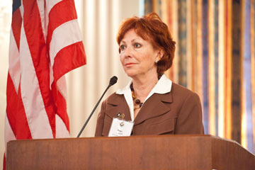 Peggy Trossen, Executive Director, AWF