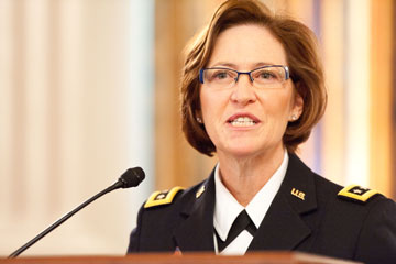 LTG Patty Hororo