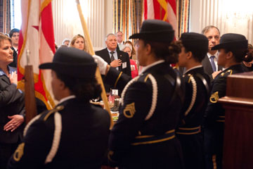 District of Columbia Army National Guard Selected Honor Guard