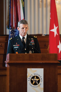 Lt. General Howard Bromberg, Deputy Chief of Staff, G-1, US Army